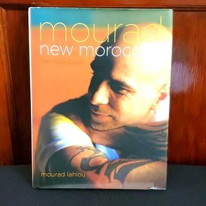 New Moroccan the cookbook by Mourad Lahlou